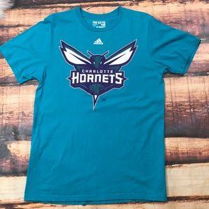 Charlotte Hornets Adidas Unisex Tee